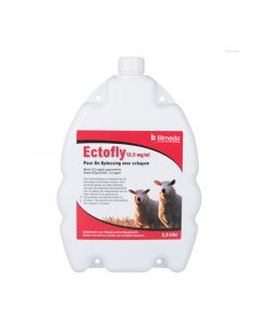 Ectofly 12.5 mg/ml 2,5 L pour-on